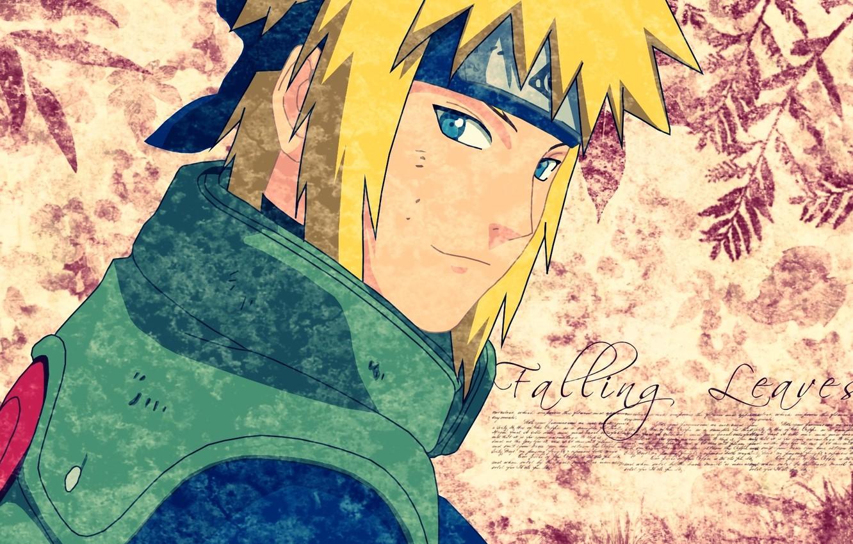 Wallpaper Naruto Hokage Minato Namikaze Images For Desktop Section Prochee Download