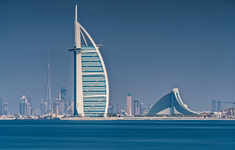Wallpaper Sea Home Sail Burj Al Arab Dubai The Hotel