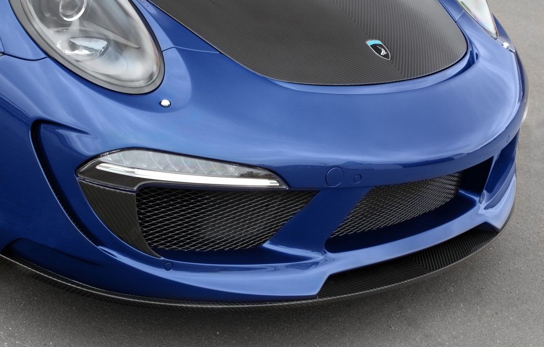 Photo wallpaper Porsche 911, tuning, Ball Wed, 991, Carrera Stinger