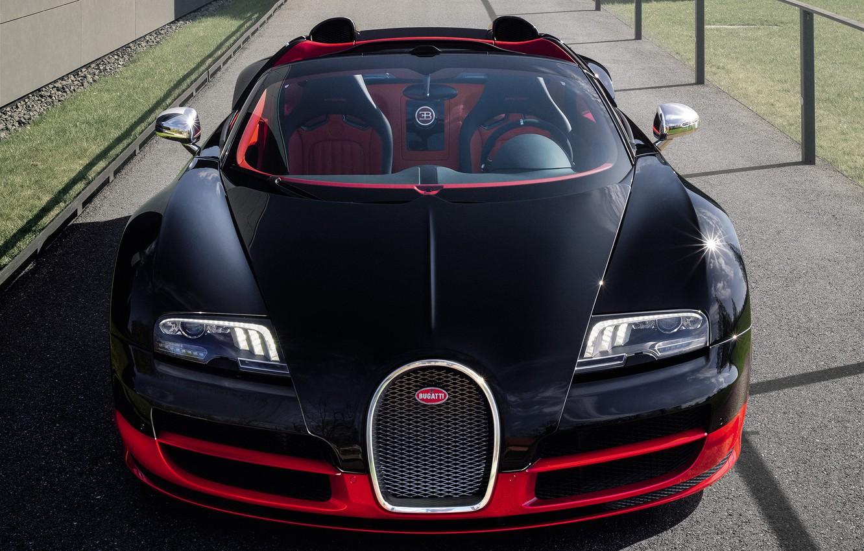 Photo wallpaper Roadster, Machine, Bugatti, Bugatti, Veyron, Veyron, Car, Car, Cars, Grand Sport, Grand Sport, Vitesse, Roadster, …