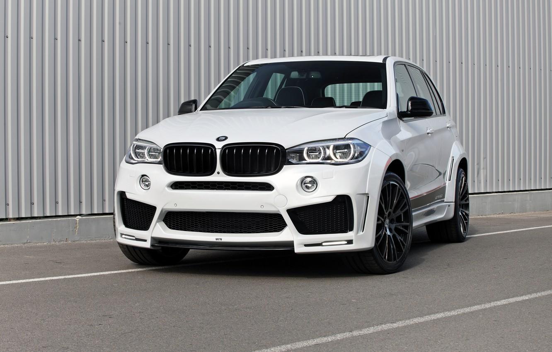 Photo wallpaper BMW, BMW, Lumma Design, F15