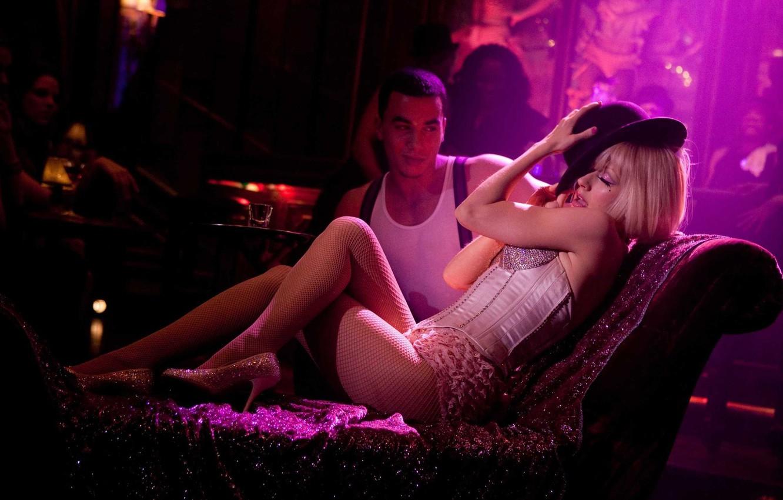 Photo wallpaper hat, lies, show, Christina Aguilera, Burlesque, Christina Aguilera, Burlesque