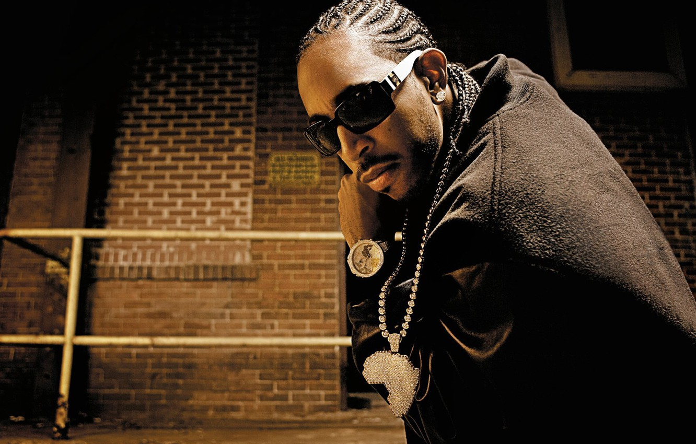 Photo wallpaper actor, 2005, ludacris, rapper