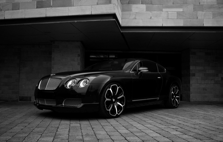 Photo wallpaper auto, Bentley
