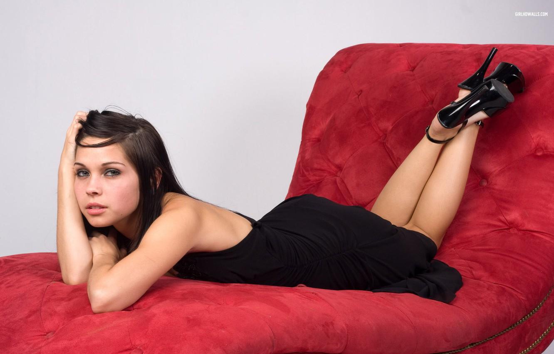 Photo wallpaper girl, model, women
