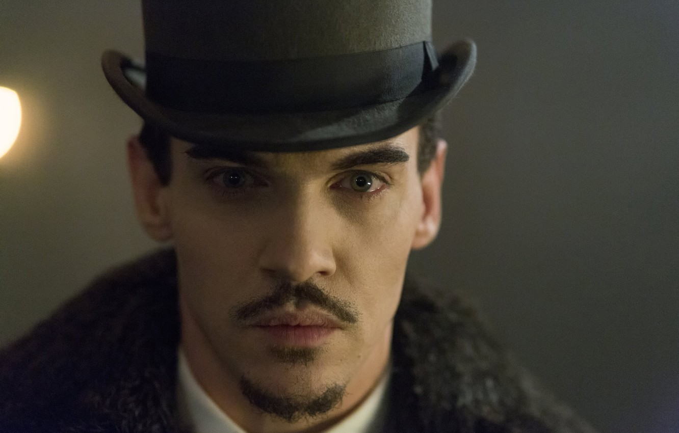 Photo wallpaper hat, male, the series, Dracula, Dracula, Jonathan Rhys Meyers, Jonathan Rhys Meyers