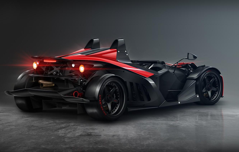 Photo wallpaper rechange, race car, ktm x-bow