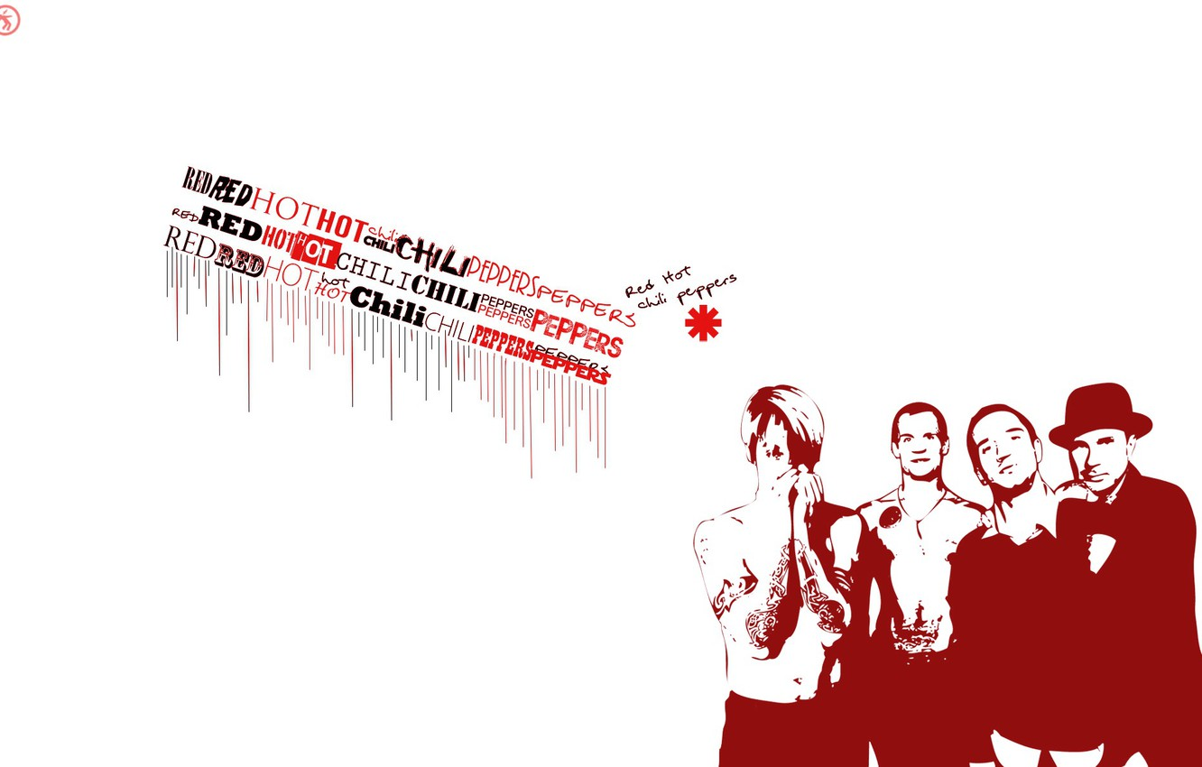 Wallpaper Music Music Red Red Hot Rock Rock Rhcp Red Hot