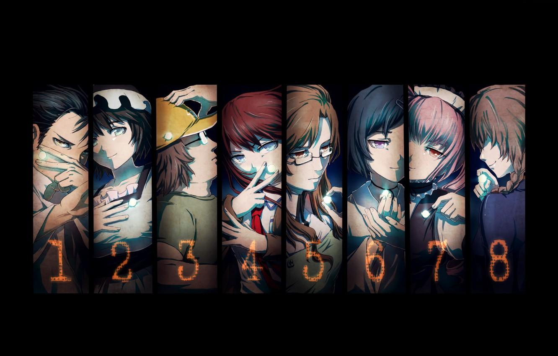 Photo wallpaper anime, Steins; Gate, Gate of Steiner