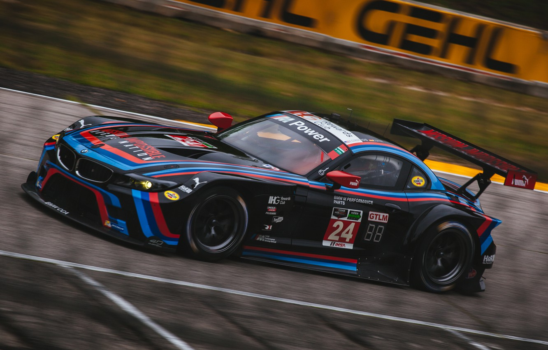 Photo wallpaper race, BMW, car, GTE