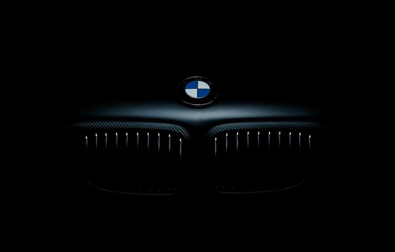 Photo wallpaper icon, BMW, the hood, BMW, front, E46, label, grille, Jun Dang