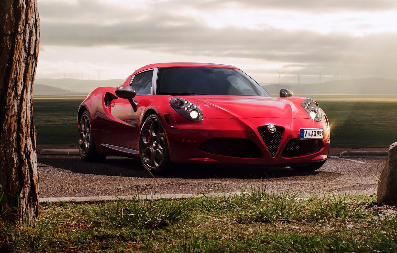 Photo wallpaper Alfa Romeo, Alfa Romeo, AU-spec, Launch Edition, 2015, 960