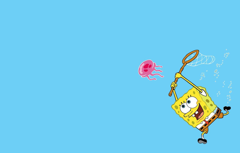 Photo wallpaper Medusa, spongebob, spongebob, Squarepants, squarepants, spongebob