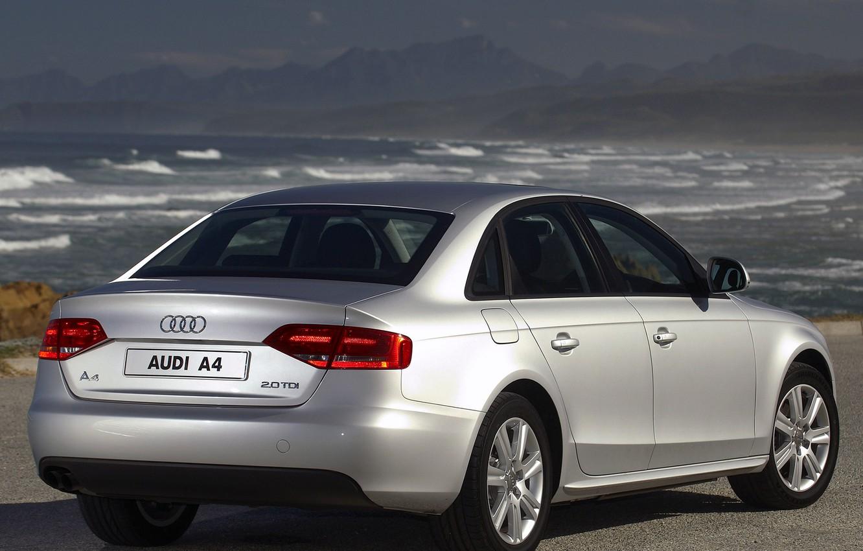 Photo wallpaper Audi, 2.0, sedan, tdi