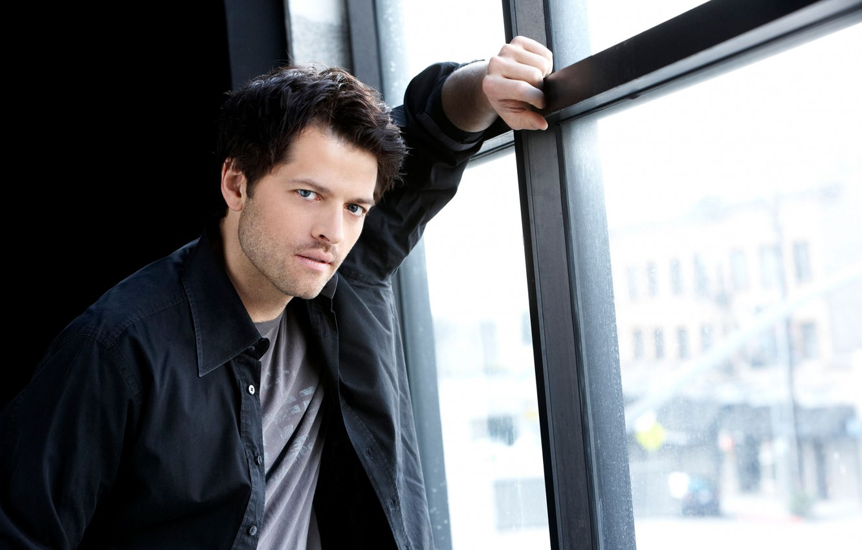 Photo wallpaper actor, brunette, supernatural, supernatural, Castiel, Misha Collins, Misha Collins, Cass