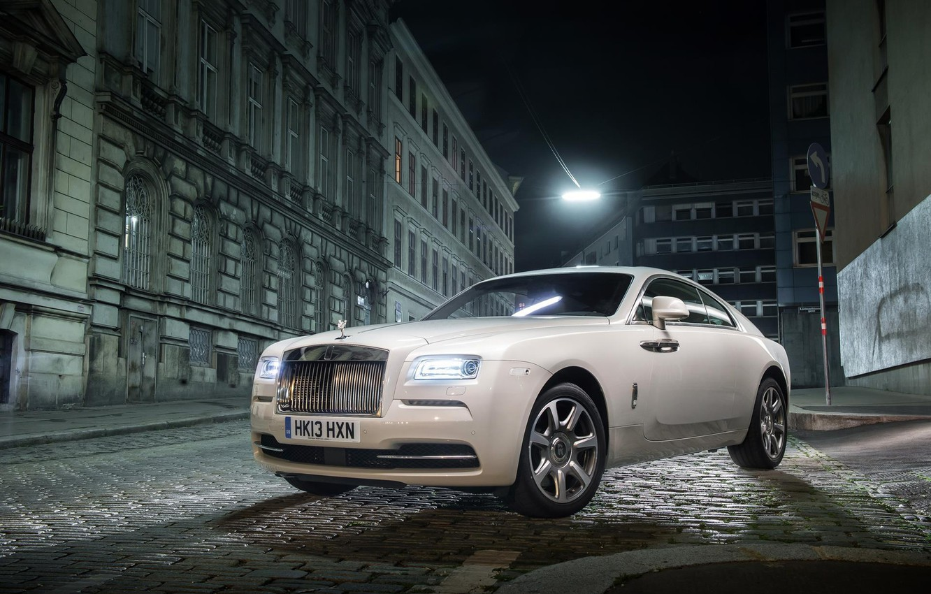 Photo wallpaper Rolls-Royce, Coupe, rolls-Royce, Wraith, Wright