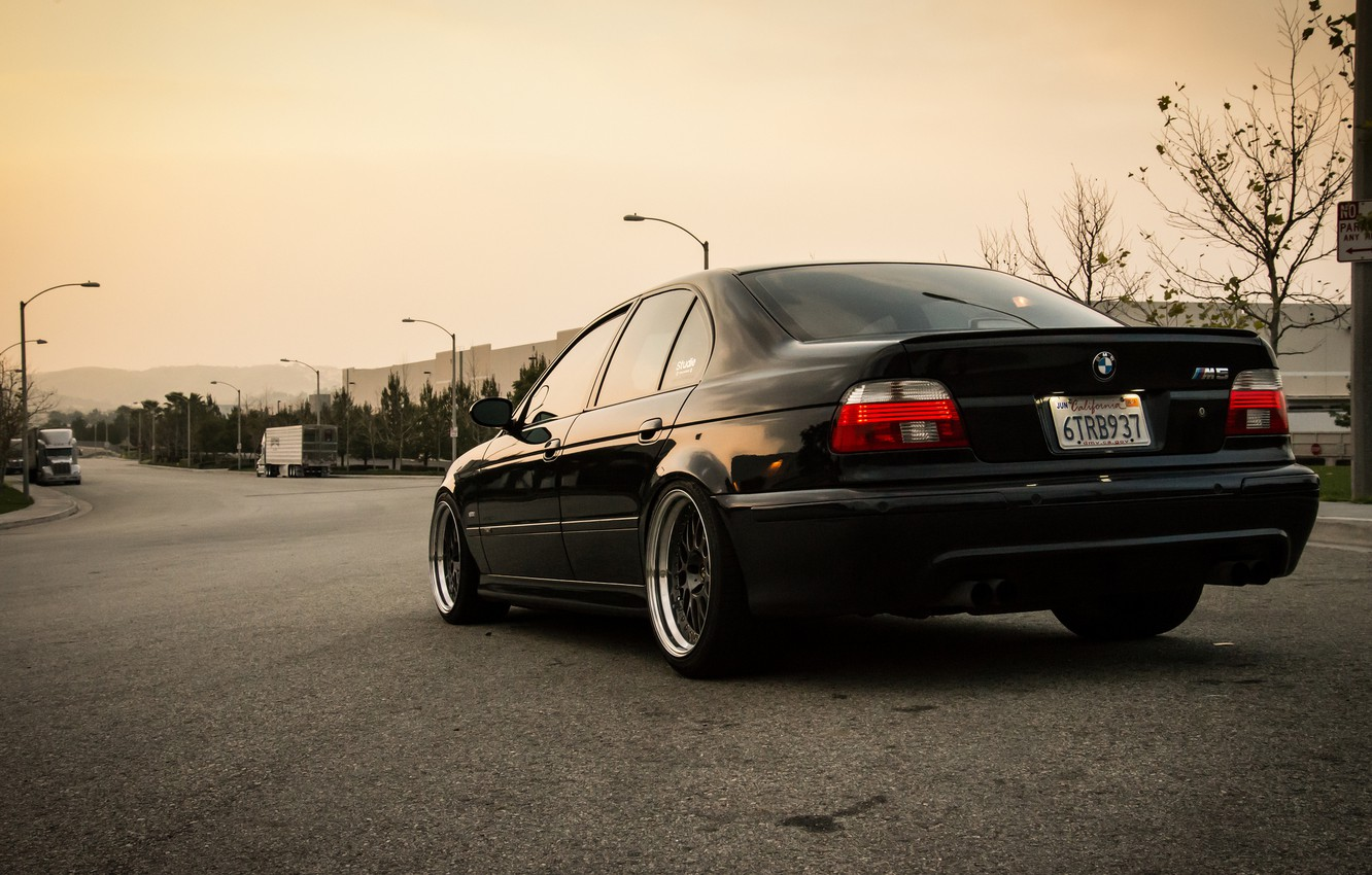 Wallpaper Road Lights Tuning Bmw Black Bbs Stance Bmw