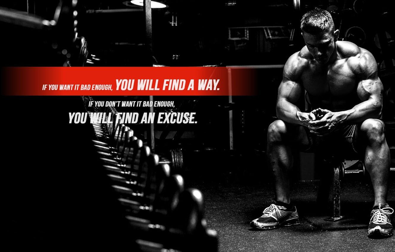 Wallpaper Muscle Muscle Motivation Poster Pose Dumbbells Gym Motivation Bodybuilder Bodybuilding Dumbbells Bodybuilder Gym Images For Desktop Section Sport Download