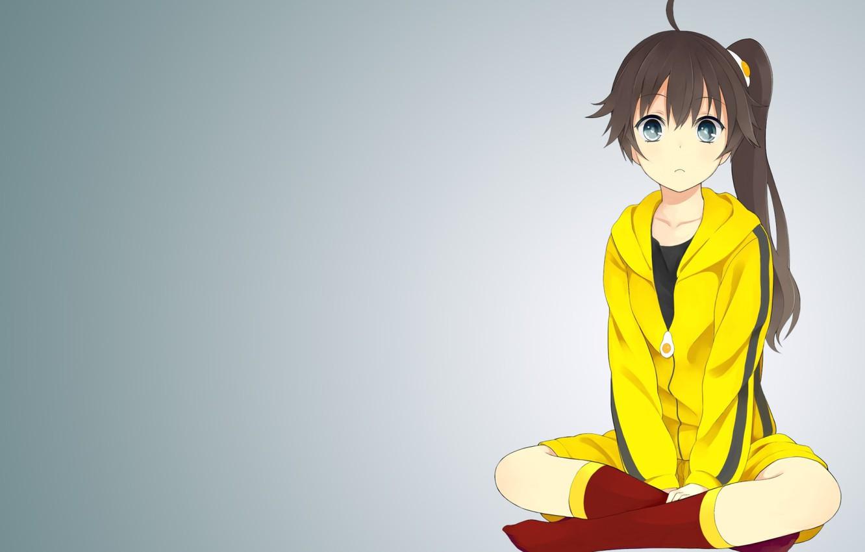 Photo wallpaper anime, art, girl, araragi karen monogatari series