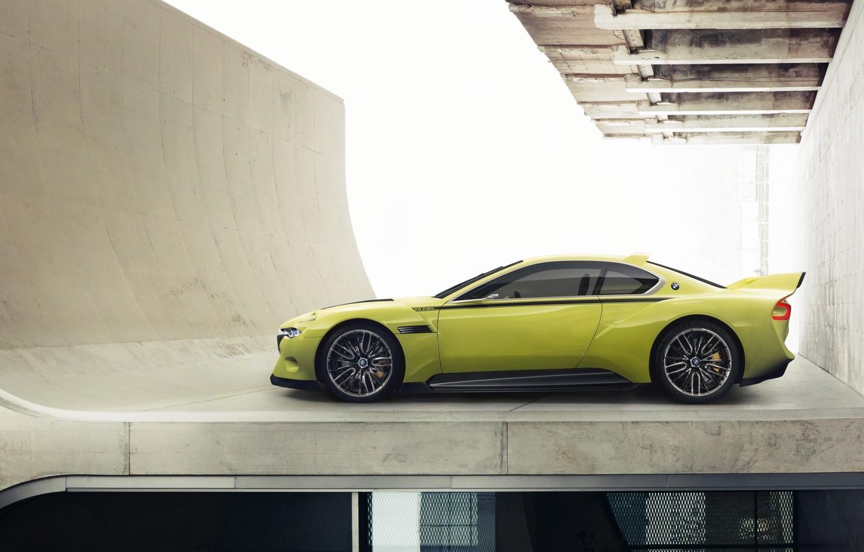 Photo wallpaper car, BMW, Hommage, 3.0 CSL
