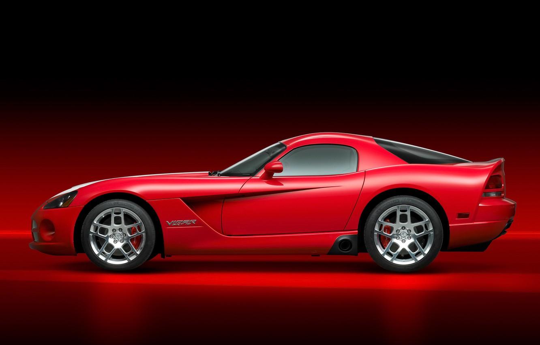 Photo wallpaper car, Dodge, wallpaper, Viper