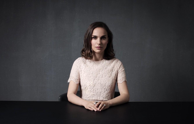 Photo wallpaper actress, Natalie Portman, Natalie Portman, photoshoot, 2016, Canal+
