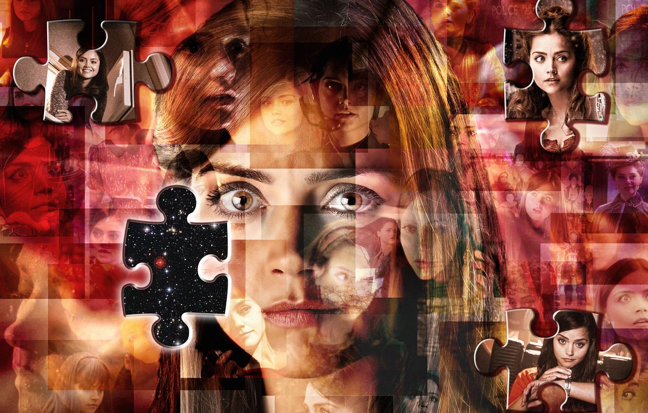 Image result for clara oswald puzzle
