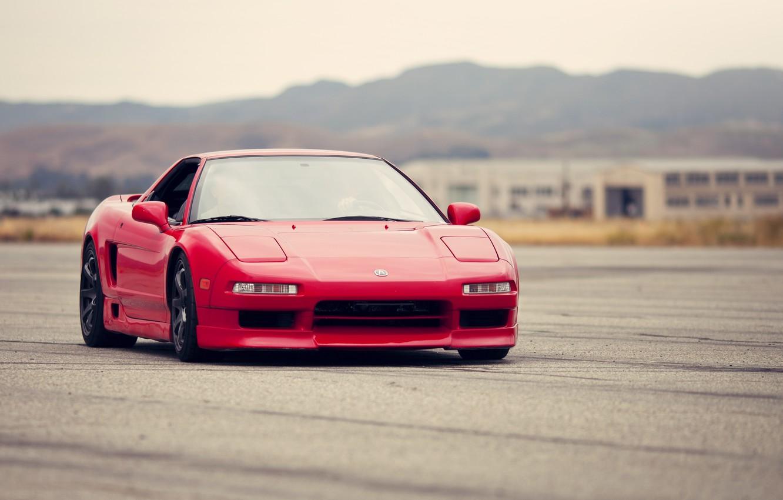 Photo wallpaper photo, Track, honda, cars, auto, tuning, wallper, nsx, tuning auto, Race car, acura nsx, honda …