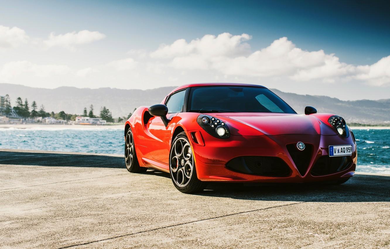 Photo wallpaper Alfa Romeo, Alfa Romeo, AU-spec, 2014, 960