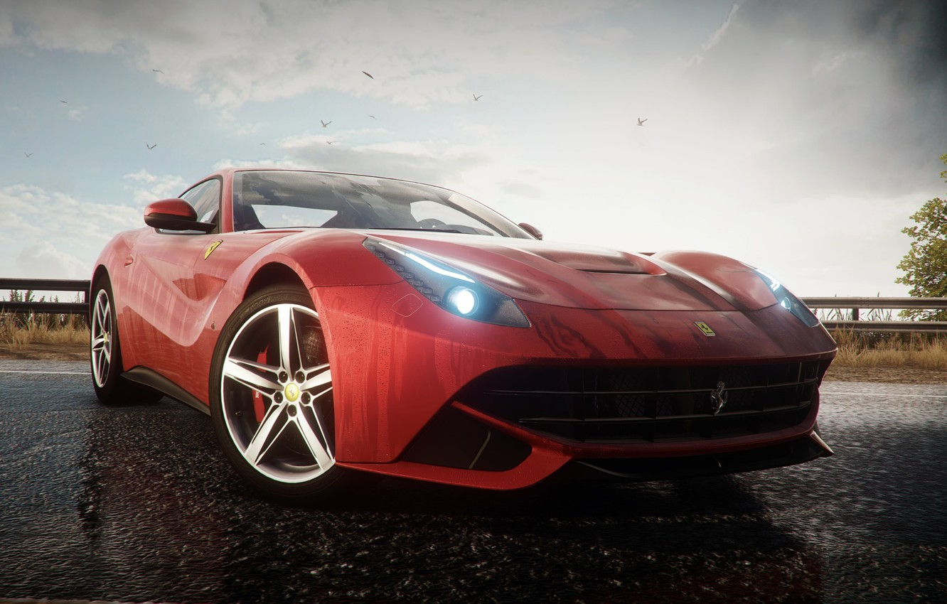 Wallpaper Supercar View Daroga Otrozhenie Need For Speed