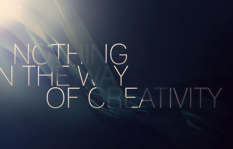Photo wallpaper creative, minimalism, creativity