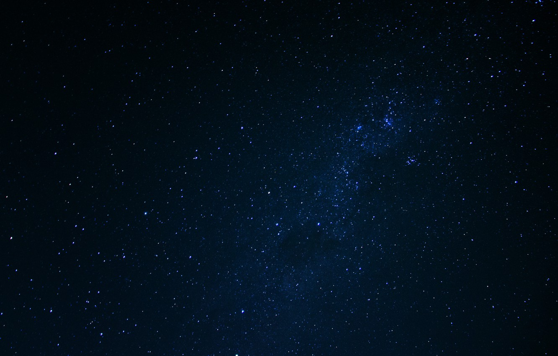 Photo wallpaper space, stars, constellation