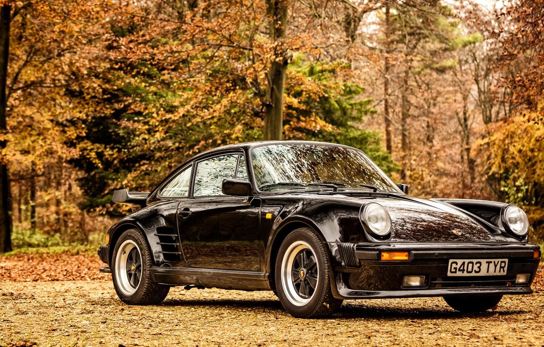 Photo wallpaper 911, Porsche, Porsche, Coupe, Turbo, 1989, Limited Edition, 930