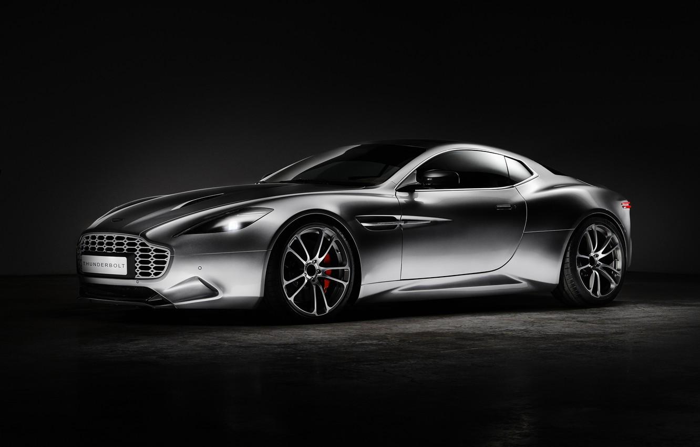 Photo wallpaper Aston Martin, Aston Martin, supercar, Thunderbolt, 2015, Galpin