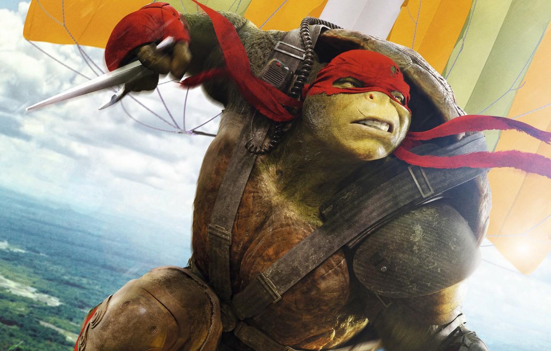 Wallpaper Fantasy Raphael Teenage Mutant Ninja Turtles Out Of