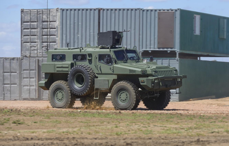 Photo wallpaper car, armored, Marauder, Arlan Marauder