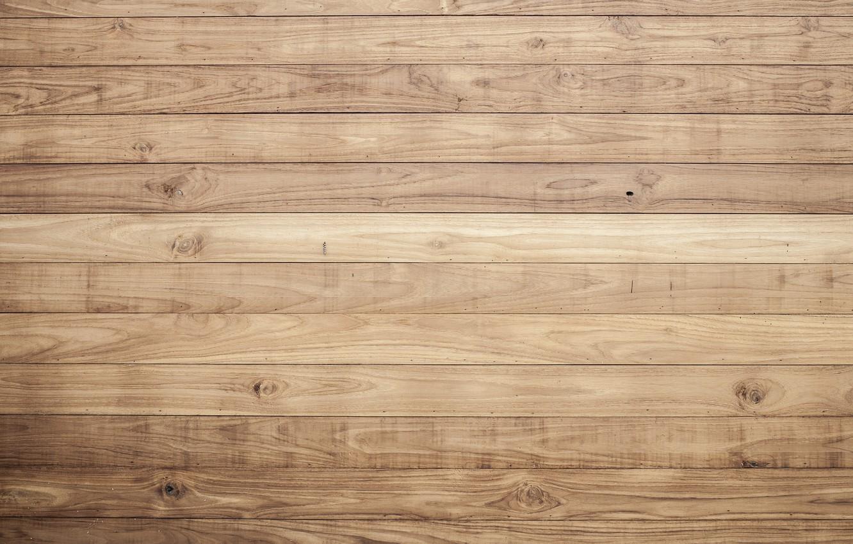 Photo wallpaper wood, natural, floating floor