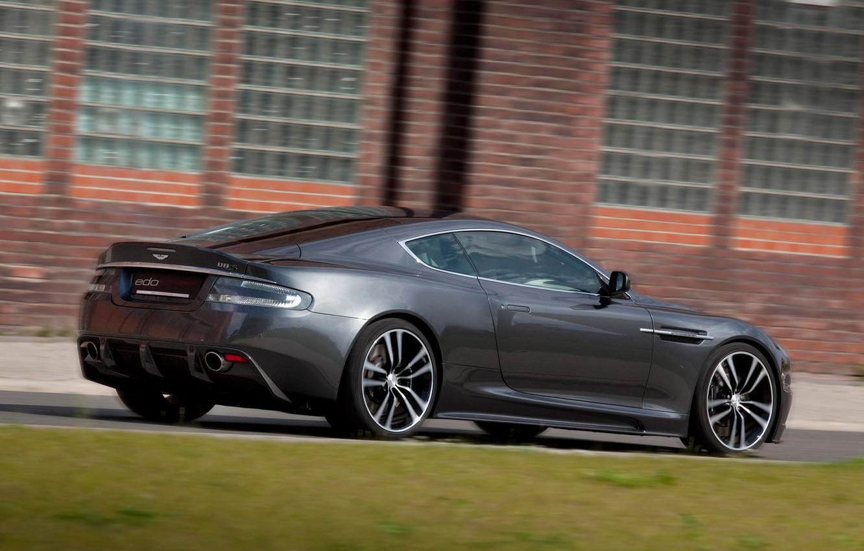 Photo wallpaper Aston Martin, DBS, supercar, car, Edo Competition
