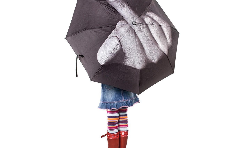 Photo wallpaper umbrella, FAK, girl, Lebedev, vfuck, fuck
