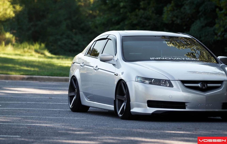 Photo wallpaper tuning, drives, vossen, Acura, Acura TL