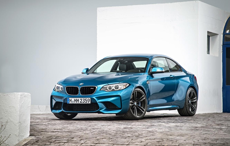 Photo wallpaper BMW, F87