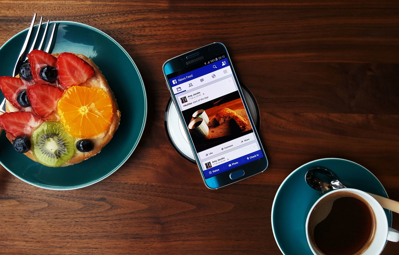 Wallpaper Android Galaxy Coffee Samsung Fruit 2015 Smartphone Food Images For Desktop Section Hi Tech Download
