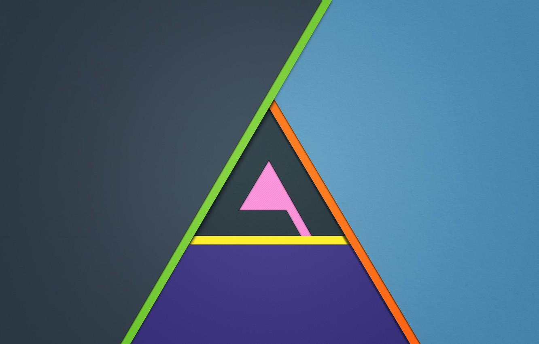 Photo wallpaper Minimalism, Music, Logo, Hi-Tech, AIMP, Music Player