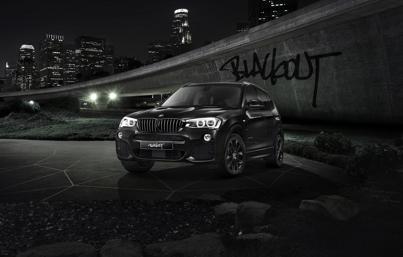 Photo wallpaper BMW, BMW, crossover, F25