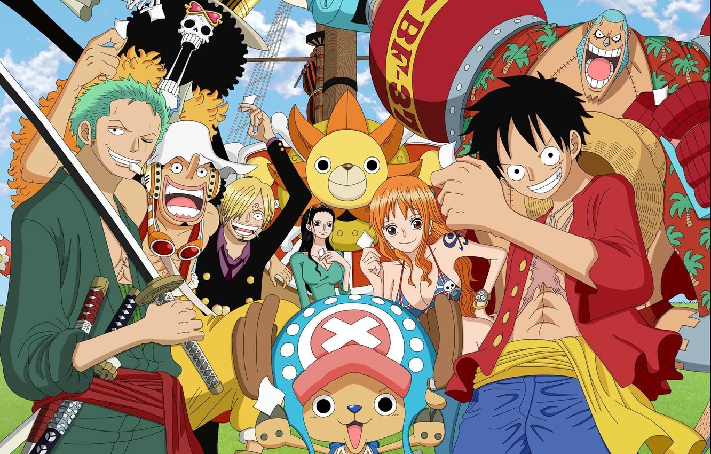 Photo wallpaper game, Chopper, One Piece, anime, katana, Robin, asian, shooter, manga, japanese, oriental, asiatic, Roronoa Zoro, …