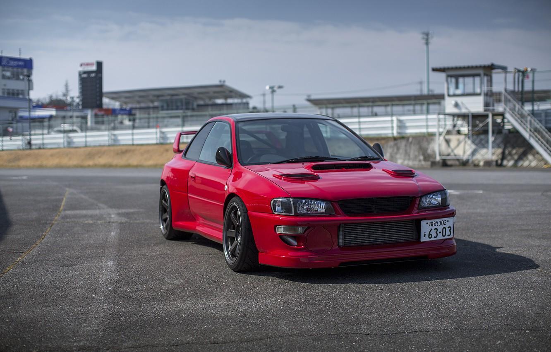 Wallpaper Subaru, Impreza, WRX, STI, Racing, 22B, GC8 ...