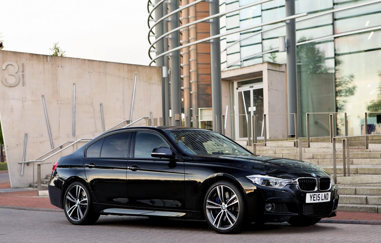 Photo wallpaper BMW, BMW, Sport, F30, Sedan, 2015