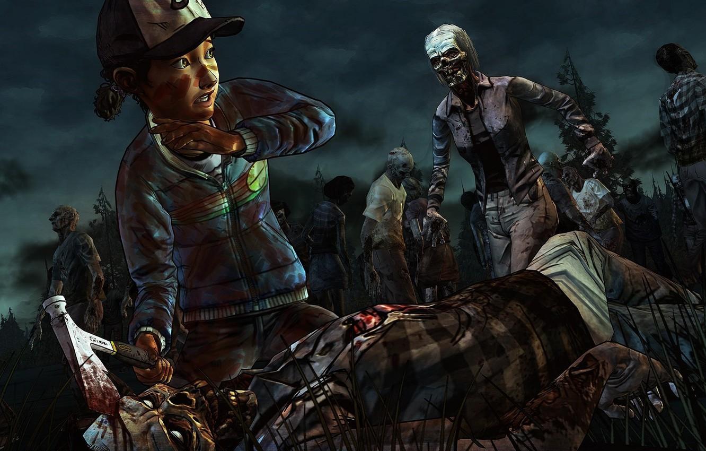 The walking dead season 4 episode 4 game