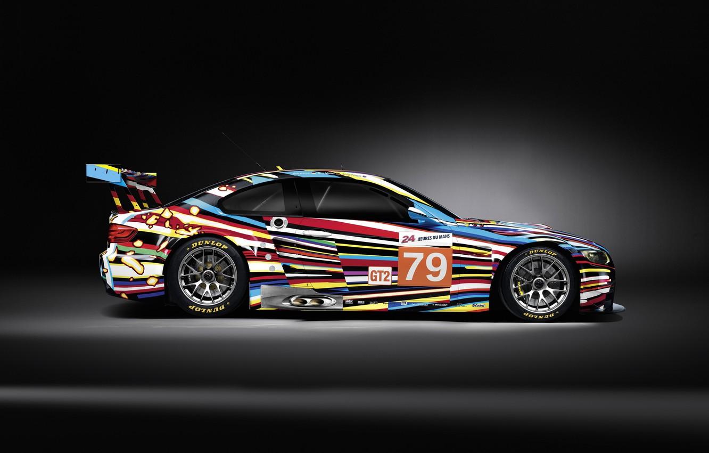 Photo wallpaper color, paint, sport car, BMW m3