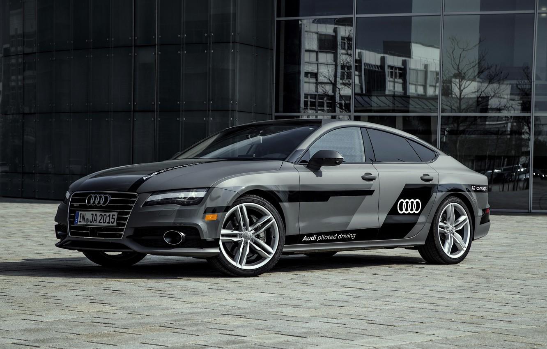 Photo wallpaper Concept, Audi, Audi, Sportback, 2015